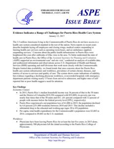 ASPE Issue Brief