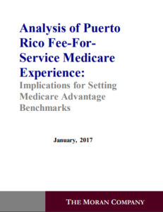 Analysis of Puerto Rico Fee For Service