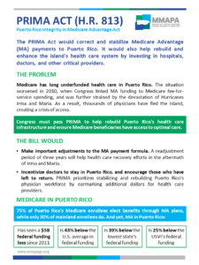 PRIMA One Pager